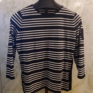 Chaps Striped Top